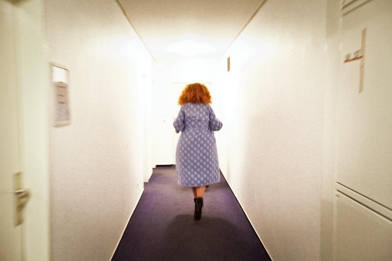 Nora oder Ein Puppenhaus Hinter den Kulissen