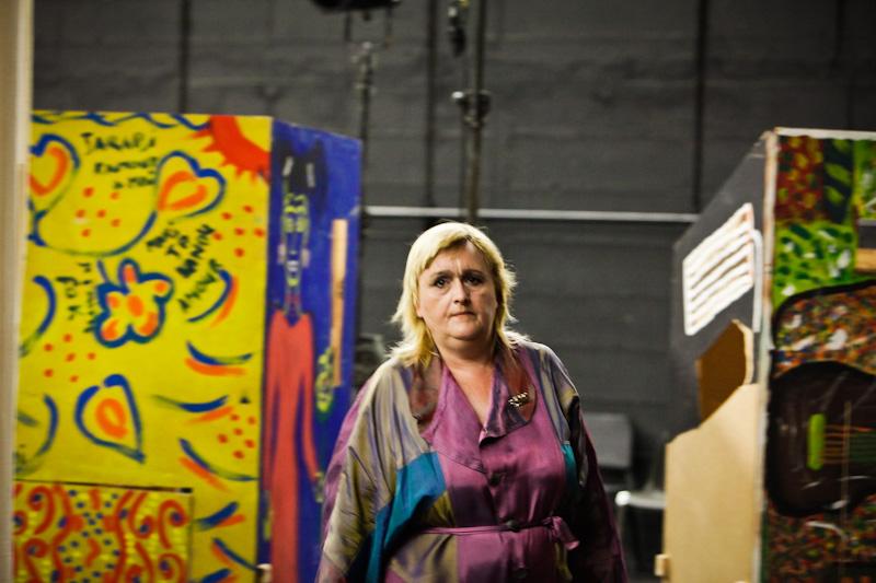 Via Intolleranza II Kerstin Grassmann Foto: Yehuda Swed