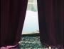 Vorhang in der Landschaft. Foto: Nadine Loës