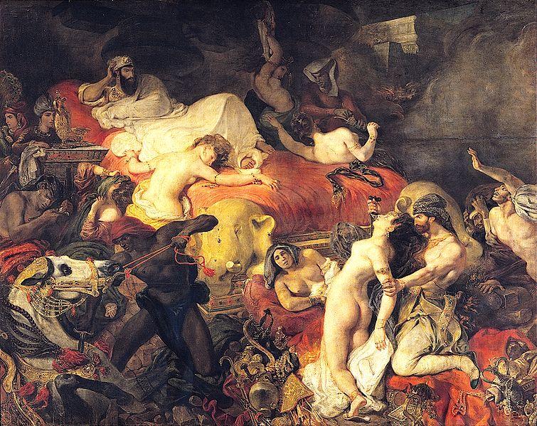 755px-Eugène_Delacroix_-_La_Mort_de_Sardanapale