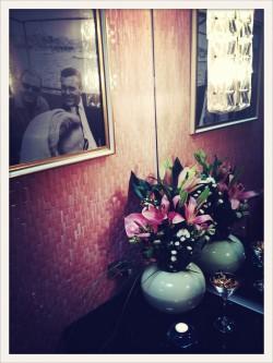 Detailverliebt in der Pan Am Lounge. Foto: Eva Biringer