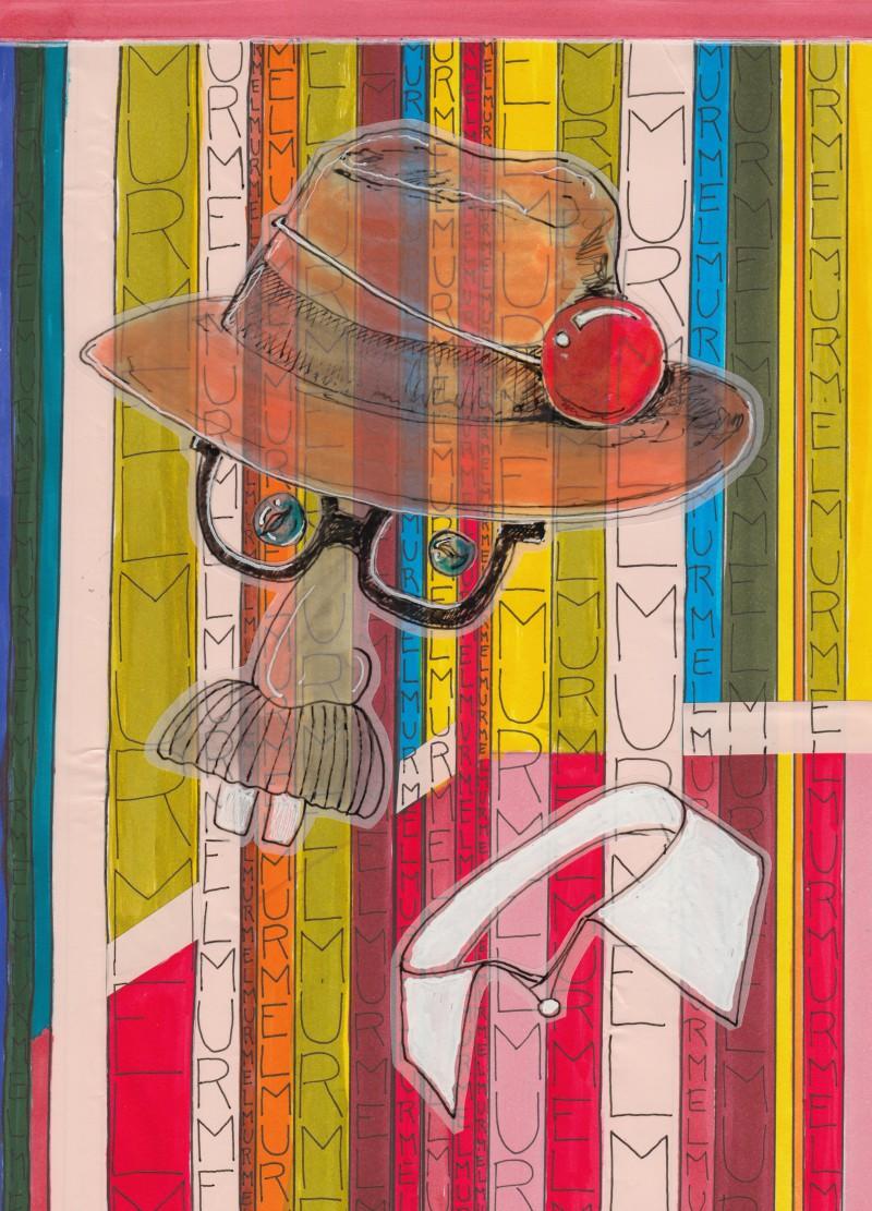 Murmel Murmel  Zeichnung zur Inszenierung Henrike Terheyden/ KENDIKE