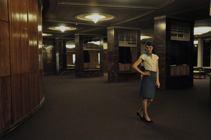Panam Stewardess (c) Mai Vendelbo