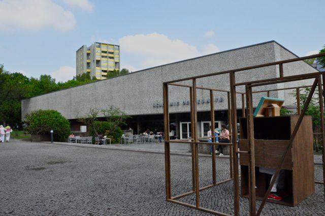 Akademie der Künste: 1967/1976