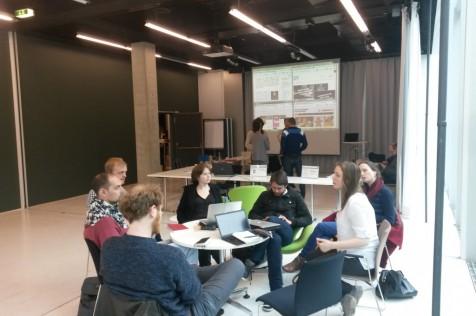 """Kollektivbeitrag zur Konferenz """"Theater & Netz"""""""