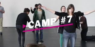 CAMP#7 – Workshop mit Rimini Protokoll