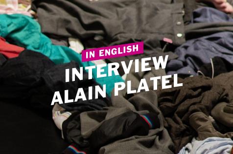 Alain Platel's comeback: tauberbach. An interview.