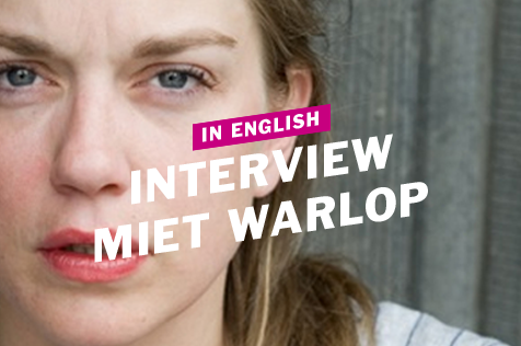"Miet Warlop: ""I like to make the invisible visible"""