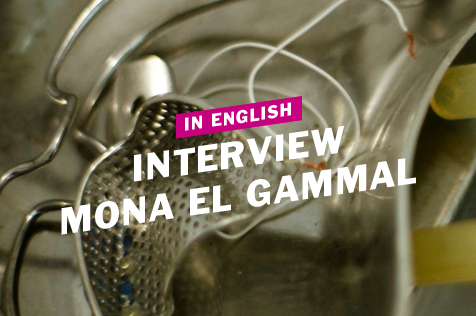 "Mona el Gammal: ""The future that we show is not really far away from what we have now"""