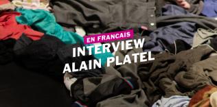 Le retour d'Alain Platel: tauberbach. Interview