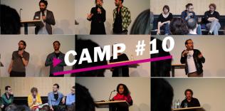 Camp#10 – 50 Jahre Internationales Forum – Versammlung für die Zukunft