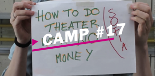 Camp #17 – Das Forum verabschiedet sich mit Fragen an die Zukunft des Theaters