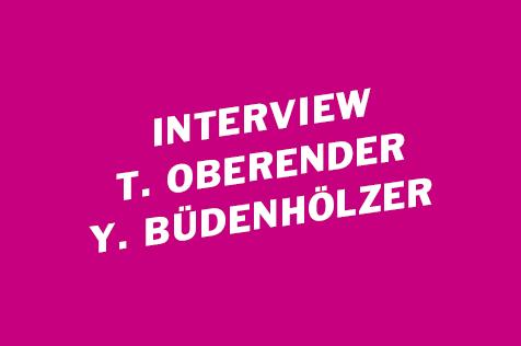 Das Theatertreffen – ein Ort der Debatte? Interview mit Thomas Oberender und Yvonne Büdenhölzer