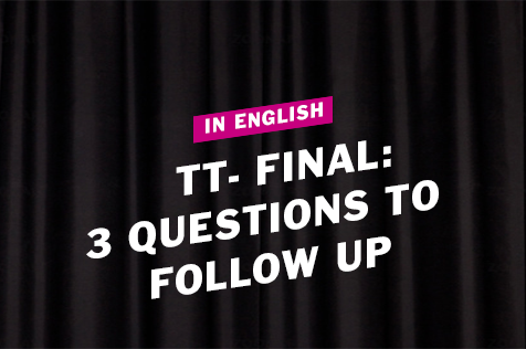 Theatertreffen final: three questions to follow-up