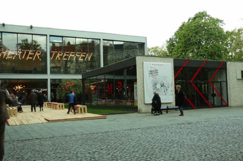 Theatertreffen 2015 // Auftakt