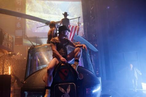 """Theater bleibt Theater: """"Baal"""""""