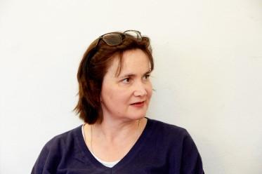 Die Schauspielerin Annette Paulmann. Foto © Judith Buss.