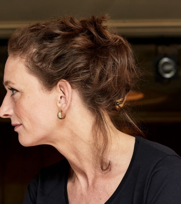 Die Schauspielerin Wiebke Puls © Judith Buss