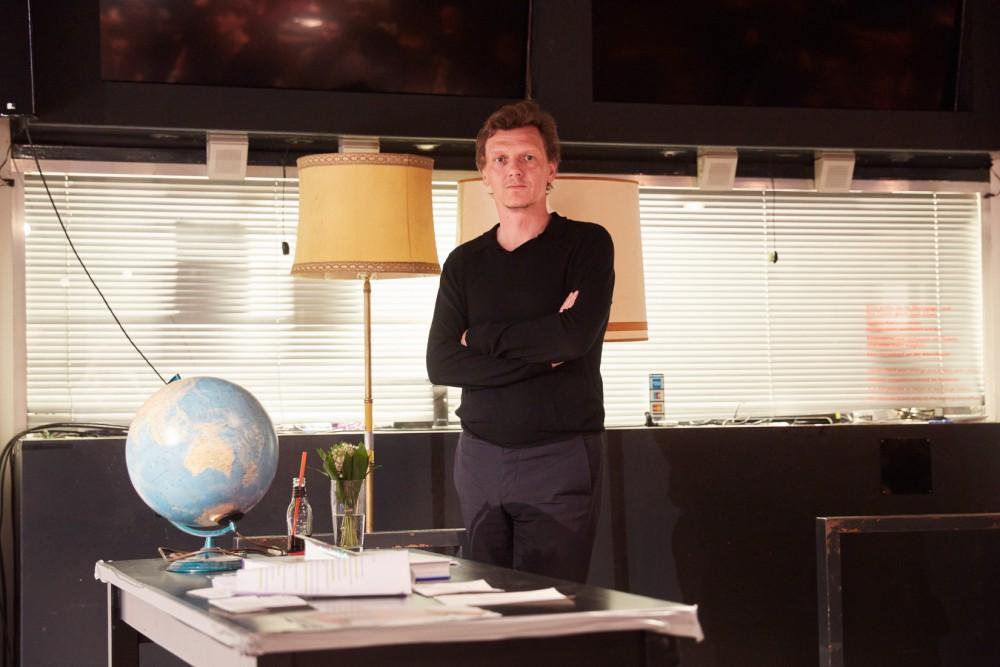 Dr. Thomas Oberender, Intendant der Berliner Festspiele. Foto © Judith Buss