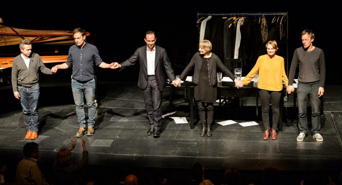 Der Schimmelreiter beim Theatertreffen von Katharina Alsen