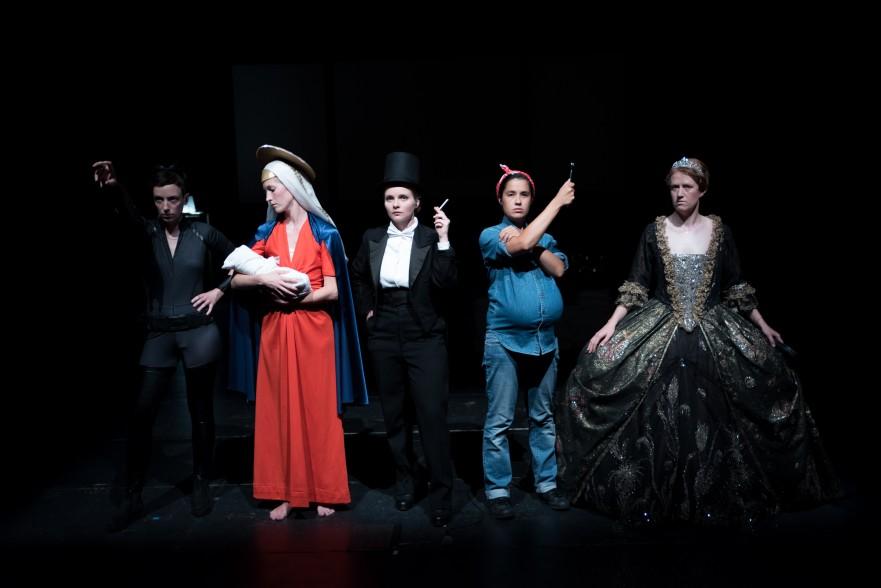 Swoosh Lieu Stückemarkt Theatertreffen