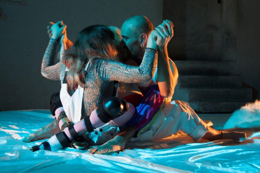 Choreografie von Freundschaft © Martina Marini-Misterioso